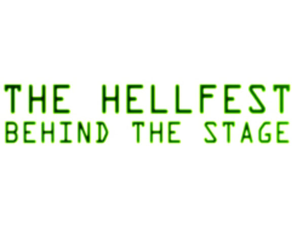 "The Hellfest ""Behind the stage"""