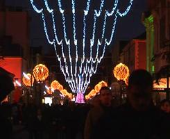 Marché de Noël La Roche sur Yon