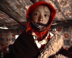 Lhacham, une nonne tibétaine